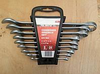 Набор ключей комбинированных Matrix MTX CrV 6-22 мм. 9 шт. 154109