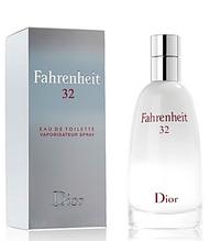 Мужская туалетная вода Christian Dior Fahrenheit 32 100 ml (реплика)