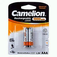 Аккумулятор Camelion R03 1000 mAh Ni-MH
