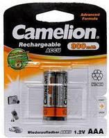 Аккумулятор Camelion R03 900 mAh Ni-MH