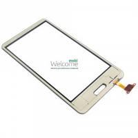 Сенсор (тач скрин) LG GD510 white