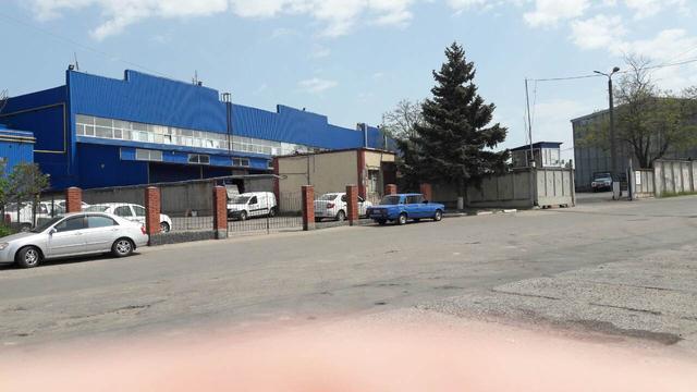 Склад сырья в Одессе