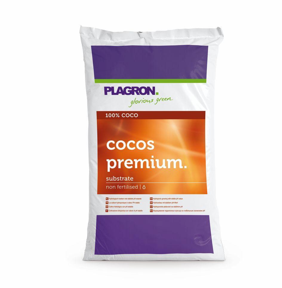 Кокосовый субстрат Plagron Cocos Premium 1L (собст. фасовка)