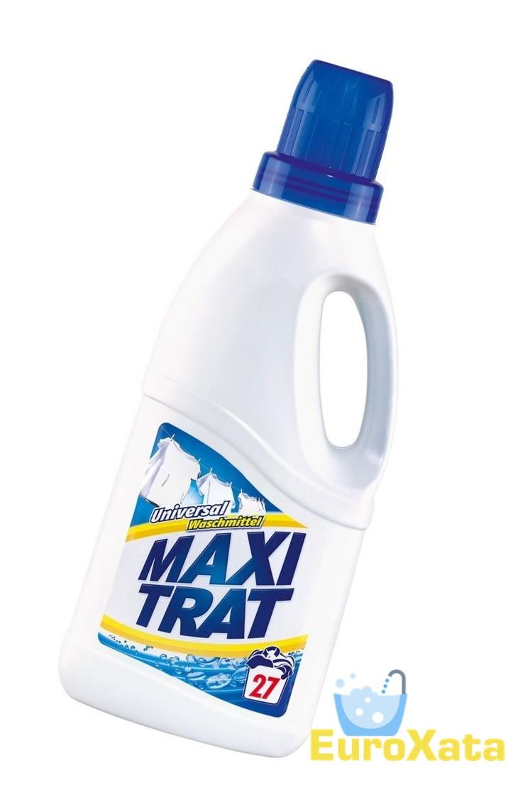 Гель для стирки MAXITRAT Universalwaschmittel (2л)