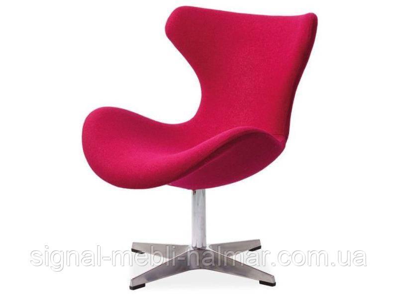 Кресло Felix signal (розовый)