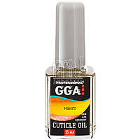 Масло для кутикулы GGA Professional 15 мл манго