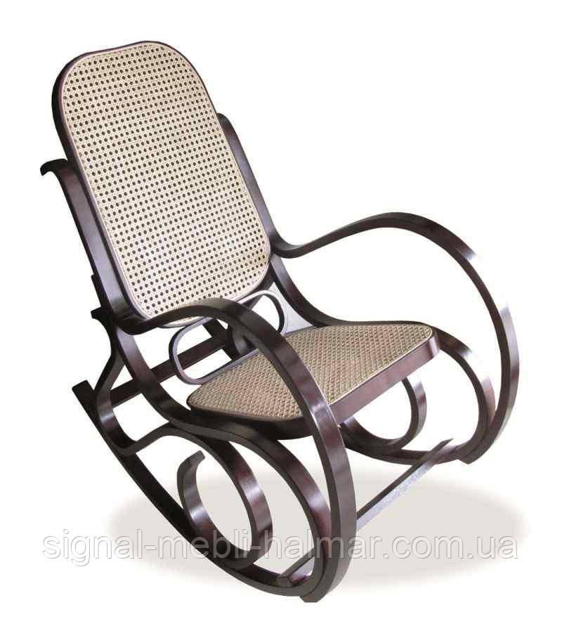 Кресло качалка Gordon signal (венге)