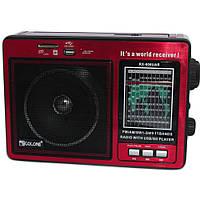 Радио приемник GOLON QR-006 REC
