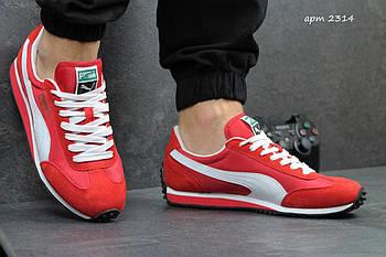 Мужские кроссовки Puma Whirlwind 🔥 (Пума Вирлвинд) Red