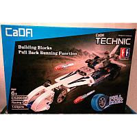 CADA Technic Драгстер 52003 аналог Lego Technic на 144детали