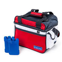 Изотермическая сумка-холодильник THERMO Style 10 л IBS-10 Кемпинг  Iзотермiчна сумка