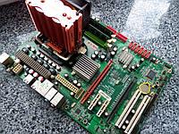 Комплект Мат. плата sAM3 + Phenom II X4,  3,1GHz  + DDR3 8G
