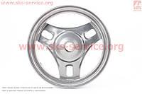 Диск колесный передний Suzuki AD50 диск. тормоз (стальной)