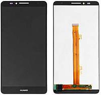 Дисплей для Huawei Mate 7 Ascend + touchscreen. черный