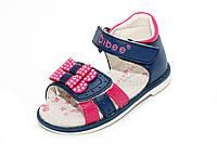 Детские босоножки для девочки. D.Blue.20-25
