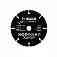 Диск отрезной универсальный Bosch B2608623011 76 мм для дерева пластика и гипса