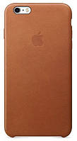 Apple Case Leather Original for Iphone 6/6S Brown light