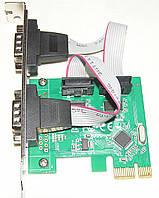 Контроллер PCI-E to RS232
