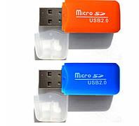 Картридер S-010 TF microSD, фото 1