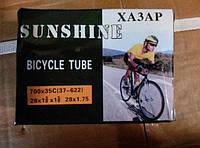 Камера для велосипеда от 12 до 28 дюйма SUNSHINE.