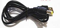 USB папа- Power 4,0/1,7 mm 1метр, фото 1