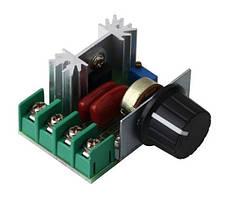 Тиристорный диммер 2 кВт для регулировки напряженя 220 В