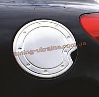 Накладка на люк бензобака Omsa на Peugeot 207 2006-2012