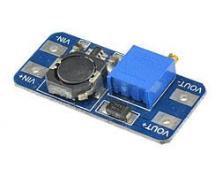 DC-DC MT3608 підвищуючий перетворювач