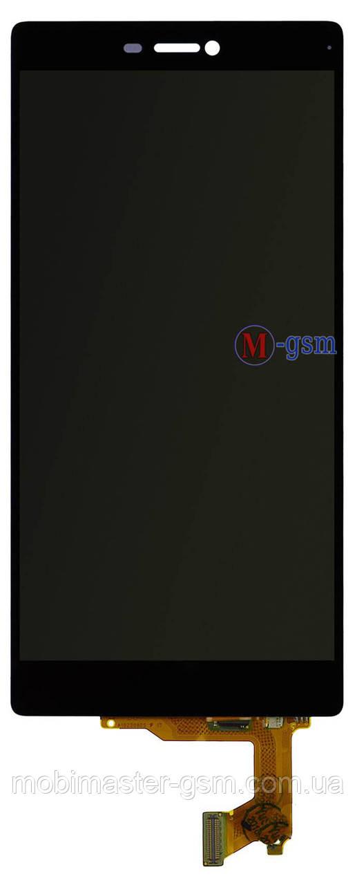 LCD модуль Huawei P8 (GRA-L09) черный