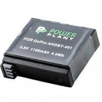 Аккумуляторная батарея PowerPlant GoPro AHDBT-401 (DV00DV1401)