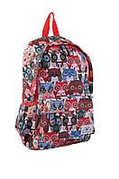 Городской подростковый рюкзак ST-15 Owls