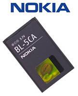 Аккумулятор Nokia BL-5CA Энерго+
