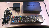 Приставка IPTV SET-TOP BOX MAG250