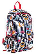 Красивый подростковый рюкзак ST-15 Face
