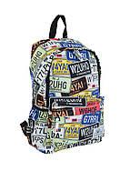 Школьный подростковый рюкзак ST-15 Garage