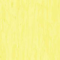 DLW Solid PUR 521-070 ginger yellow гомогенный коммерческий линолеум