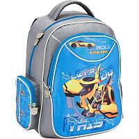 Рюкзак школьный ортопедический для мальчика Transformers TF17-512S  Германия