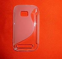 Чехол накладка Nokia 710