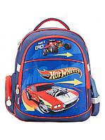 Рюкзак  ортопедический  для мальчика Hot Wheels Хот Вилс HW17-510S   Германия