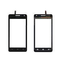 Тачскрин для Huawei G600 Ascend Honor+ U8950/U9508. белый