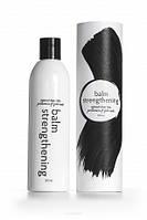 BALM STRENGTHENING (Укрепление, против выпадения волос, профилактика посеченности кончиков)