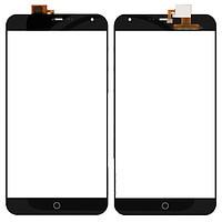 Тачскрин для Meizu MX4 5.3. черный