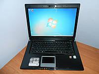 Ноутбук Asus X59s - Dual Core T2390 - 2 Ядра - 2 ОЗУ - Камера - в Идеале !