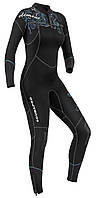 Женские гидрокостюмы для дайвинга Scubapro Element 3 мм