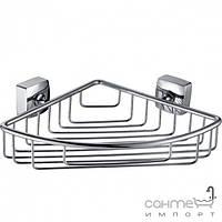 Аксессуары для ванной комнаты Trento Полочка-сетка одинарная угловая Trento Moderno 32430