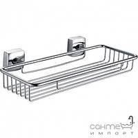Аксессуары для ванной комнаты Trento Полочка-сетка одинарная Trento Moderno 32431