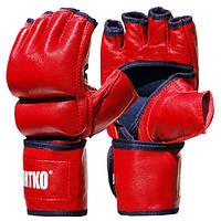 Битки с открытыми пальцами Sportko арт. ПК5