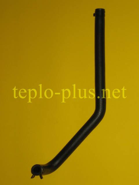 Шланг (подающий) подачи с хомутами (зажимами) Daewoo Gasboiler DGB-100, 130, 160, 200 MSC, фото 2