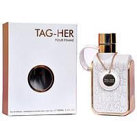 Женская парфюмерная вода Tag-Her 100ml. Armaf (Sterling Parfum)