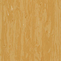DLW Solid PUR 521-072 sunshine orange гомогенный коммерческий линолеум